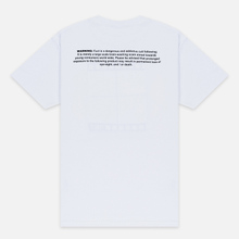 Мужская футболка Fuct Pulled Over White фото- 3