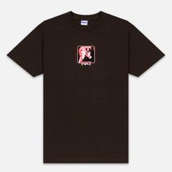Мужская футболка Fuct Satanic Clinton Coffee