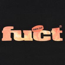 Мужская футболка Fuct Thick Cut Black фото- 2