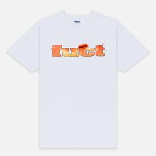 Мужская футболка Fuct Thick Cut White фото- 0