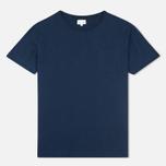 Мужская футболка Gant Rugger Pocket Thunder Blue фото- 0