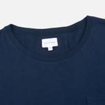 Мужская футболка Gant Rugger Pocket Thunder Blue фото- 1