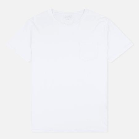 Gant Rugger Pocket Men's T-shirt White