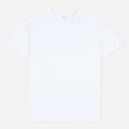 Gant Rugger Short-Sleeved Men's T-shirt White