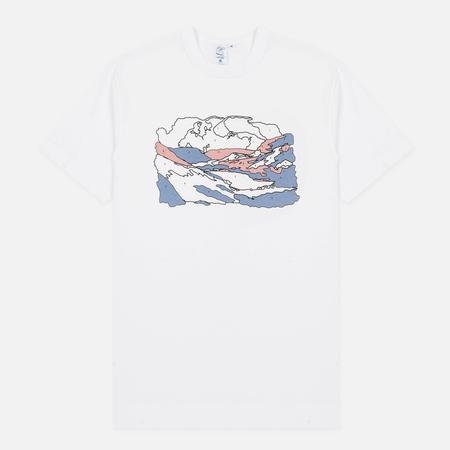 Мужская футболка Garbstore Absence White