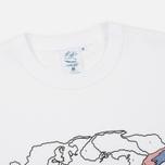 Мужская футболка Garbstore Absence White фото- 1