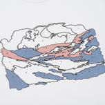 Мужская футболка Garbstore Absence White фото- 2