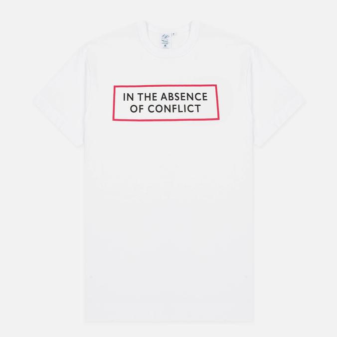 Мужская футболка Garbstore By Numbers White