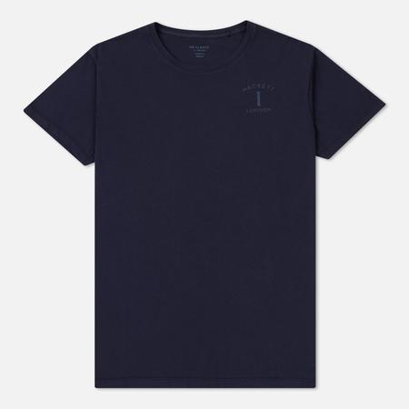 Мужская футболка Hackett Mr. Classic 1 Ink