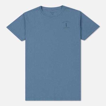 Мужская футболка Hackett Mr. Classic 1 Light Blue