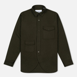 Han Kjobenhavn Army Men's Shirt Green photo- 0