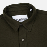 Han Kjobenhavn Army Men's Shirt Green photo- 1
