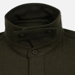Han Kjobenhavn Army Men's Shirt Green photo- 4