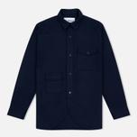 Мужская рубашка Han Kjobenhavn Army Navy фото- 0