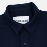 Мужская рубашка Han Kjobenhavn Army Navy фото- 1