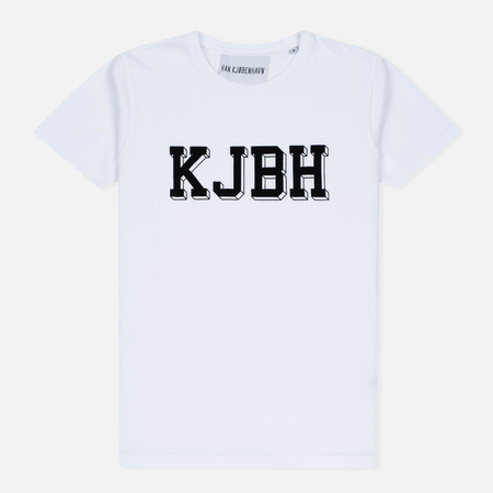 Han Kjobenhavn Block Men's T-shirt White