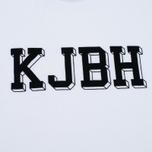 Мужская футболка Han Kjobenhavn Block White фото- 2