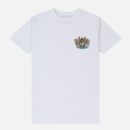 Мужская футболка Han Kjobenhavn Casual Artwork Сhest White