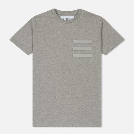 Мужская футболка Han Kjobenhavn Casual Artwork Tape Grey