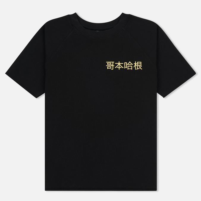 Мужская футболка Han Kjobenhavn Chunky Black