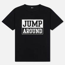 Мужская футболка Head Porter Plus Jump Around Black фото- 0