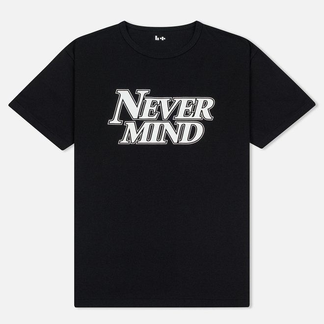 Мужская футболка Head Porter Plus Never Mind Black