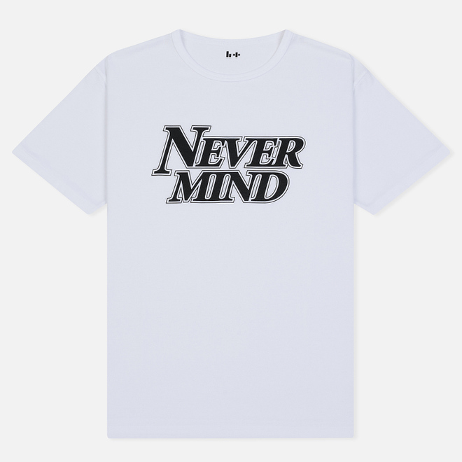 Мужская футболка Head Porter Plus Never Mind White