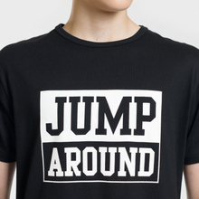 Мужская футболка Head Porter Plus Jump Around Black фото- 2