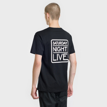 Мужская футболка Head Porter Plus Saturday Night Live Black фото- 4