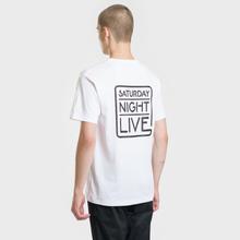 Мужская футболка Head Porter Plus Saturday Night Live White фото- 4