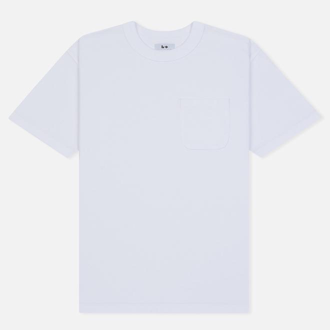 Мужская футболка Head Porter Plus Pocket White