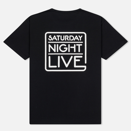 Мужская футболка Head Porter Plus Saturday Night Live Black