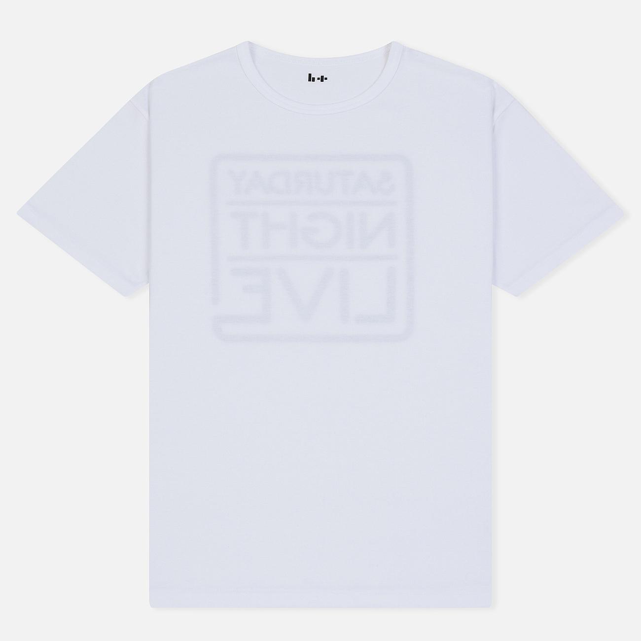 Мужская футболка Head Porter Plus Saturday Night Live White