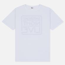 Мужская футболка Head Porter Plus Saturday Night Live White фото- 0