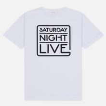 Мужская футболка Head Porter Plus Saturday Night Live White фото- 1