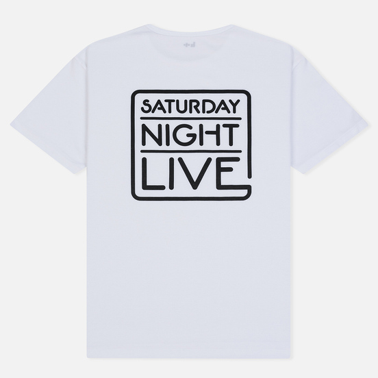 Мужская футболка Head Porter Plus Saturday Night Live White