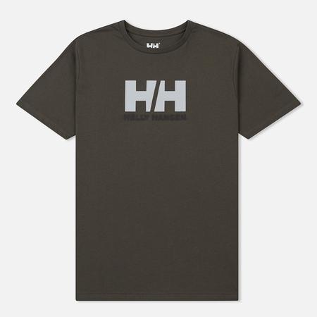 Мужская футболка Helly Hansen HH Logo Beluga