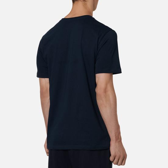 Мужская футболка Helly Hansen HH Logo Navy/Red