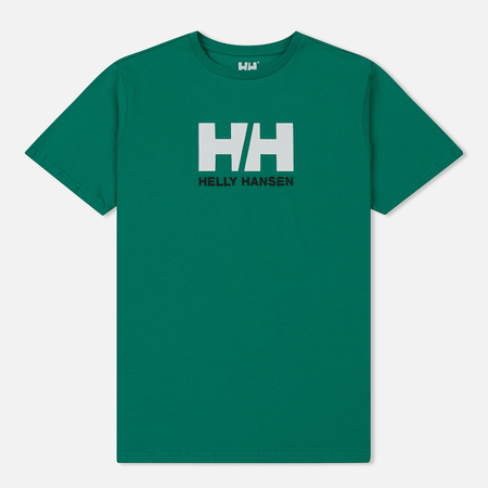 Мужская футболка Helly Hansen HH Logo Pepper Green