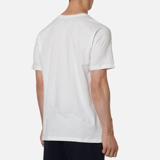 Мужская футболка Helly Hansen HH Logo White/Black