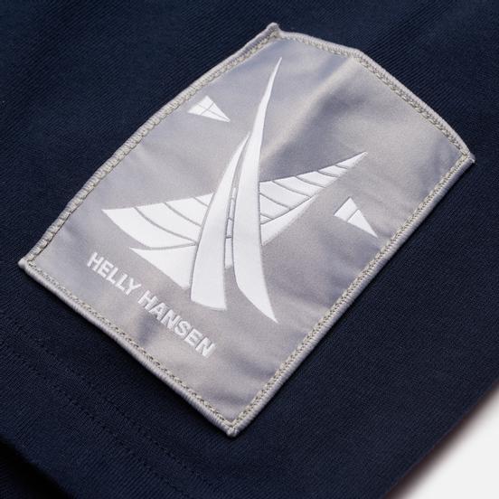 Мужская футболка Helly Hansen Yu Twin Logo Navy