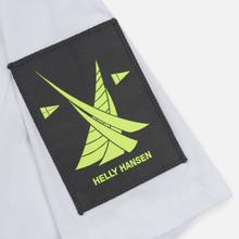 Мужская футболка Helly Hansen Yu Twin Logo White фото- 3