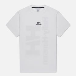 Мужская футболка Helly Hansen YU20 Logo White