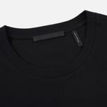 Мужская футболка Helmut Lang Band Logo Black/Camel фото- 1