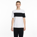 Мужская футболка Helmut Lang Band Logo White/Black фото- 3