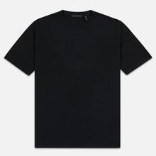 Мужская футболка Helmut Lang Band Seam Black фото- 0