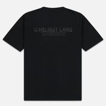 Мужская футболка Helmut Lang Band Seam Black фото- 1