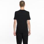 Мужская футболка Helmut Lang Dart Back Crew Black фото- 4