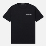 Мужская футболка Helmut Lang Dart Back Crew Black фото- 0