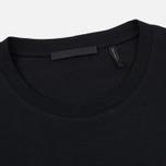 Мужская футболка Helmut Lang Dart Back Crew Black фото- 1